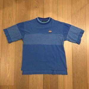 Vintage Izod Striped Shirt